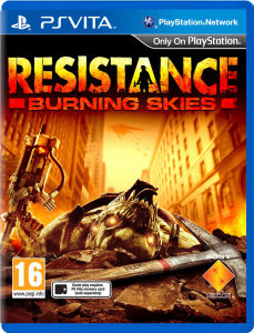 Resistance: Burning Skies PAL UK