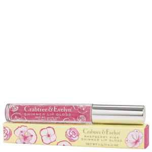 Crabtree & Evelyn Rasberry Pink Lip Gloss