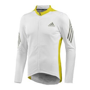 Adidas Supernova Ls Fz Cycling Jersey
