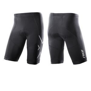 2XU Men's G:2 Compression Triathlon Shorts - Black