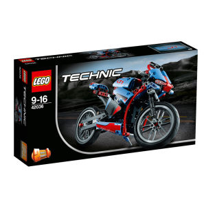 LEGO Technic: Street Motorcycle (42036)