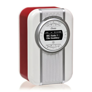 View Quest Christie Bluetooth DAB+ Radio - Red