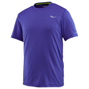 Saucony Speed of Lite Short Sleeve T-Shirt - Twilight