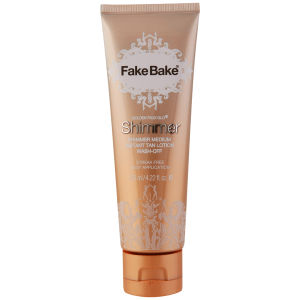 Shimmer Instant Wash Off Tan Lotion 125ml