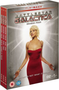 Battlestar Galactica - Seizoen 4 - Red Tag Editie