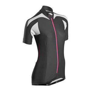 Sugoi Women's RS SS FZ Cycling Jersey