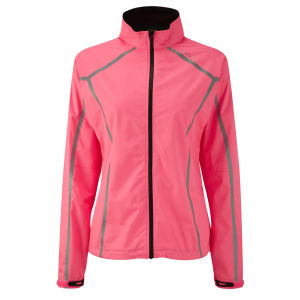 RonHill Women's Vizion Photon Jacket - Fluorescent Pink