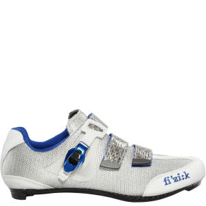 Fizik R3 Road Shoe - White/Blue