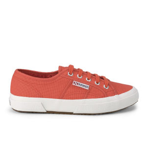 Superga Women's 2750 Cotu Trainers - Tomato