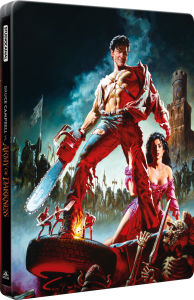 Army of Darkness - Zavvi Exclusive Limited Edition Steelbook (Ultra Limited Print Run)