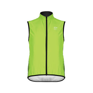 Primal Hi Vis Men's Wind Vest - Hi Vis/Black