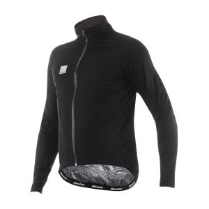 Santini Guard Waterproof Jacket - Black