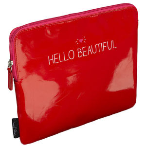 """Hello Beautiful"" Tablet Case"