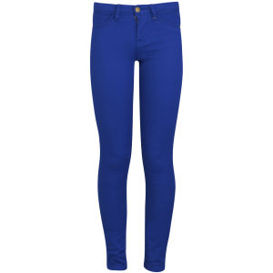 Brave Soul Women's Jeggings - Blue
