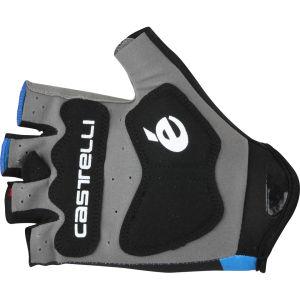 Garmin Sharp Team Replica Roubaix Gloves - Blue/White/Red