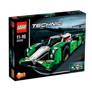 LEGO Technic: Langstrecken-Rennwagen (42039)