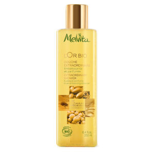 Melvita L'Or Bio Extraordinary Shower Gel (250ml)