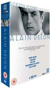 Alain Delon Box Set - Screen Icons