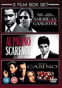 American Gangster / Scarface / Casino