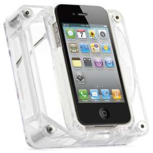 Griffin GC10038 AirCurve Play Acoustic Amplifier for iPhone 4
