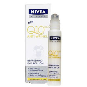 Nivea Visage Q10 Plus Anti-Wrinkle Eye Roll-On (10ml)