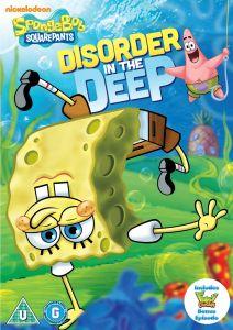 SpongeBob SquarePants: Disorder in Deep
