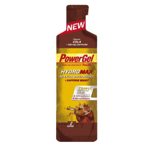 PowerBar Hydro Gel with 100mg of Caffeine Box of 24