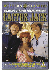 The Villain aka Cactus Jack