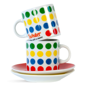 Twister Espresso Set