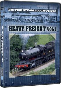 British Steam Locomotives: Heavy Freight