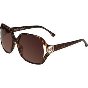 Michael Kors Pippa Oversized Round Sunglasses - Tortoise