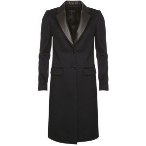 Joseph Women's Dakota Wool Coat - Navy