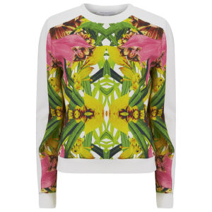 Finders Keepers Women's Dark Paradise Sweatshirt - Lilium Light