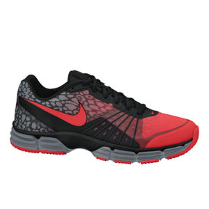 Nike Men's Dual Fusion 5 Trainers - Premium Red/Black