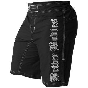Better Bodies Flex Board Shorts - Black