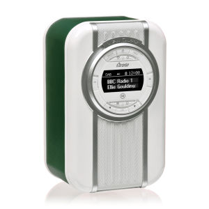 View Quest Christie Bluetooth DAB+ Radio - Emerald Green
