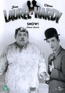 Laurel & Hardy - Snow! Classic Shorts