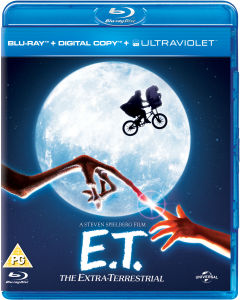 E.T. The Extra-Terrestrial (Includes Digital and UltraViolet Copy)