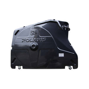 Polaris Bike Pod Pro Carbon Effect Bicycle Travel Case