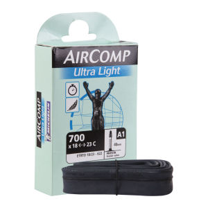 Michelin Aircomp Road Short Valve Inner Tube - 700 x 18-23mm