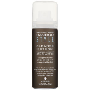 Alterna Bamboo Style Cleanse Extend Translucent Dry Shampoo (35g)