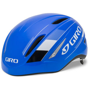 Giro Air Attack Cycling Helmet Blue/White