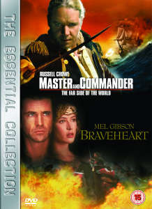 Master And Commander/Braveheart