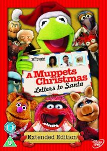 Muppets Christmas - Letters to Santa