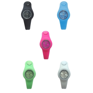 Wrist Wrappers Snaps Watches