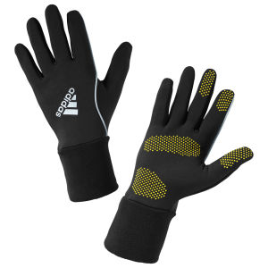 adidas Liner Gloves Fleece - Black/Silver