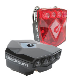 Blackburn Flea2 Front and Rear Light Set