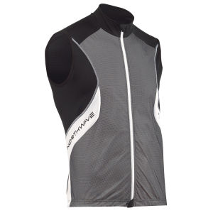 Northwave Sonic Gilet Front Protection - Black/White