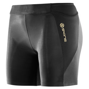 Skins A400 Women's Active Compression Shorts - Black
