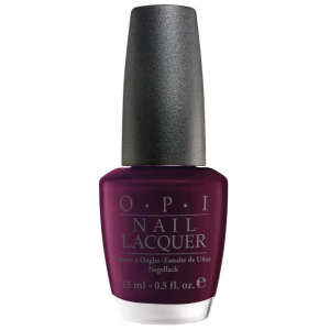 OPI Nail Varnish - Black Cherry Chutney 15ml
